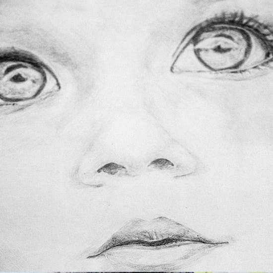 innocent-eyes-pencil-drawing