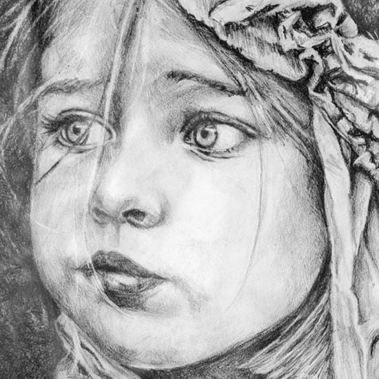 the-girl-pencil-drawing