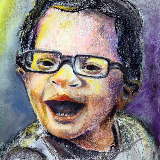 Cleft-palate-chalk-pastels